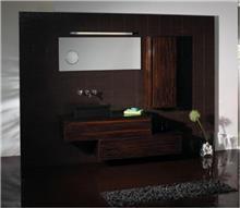 ריהוט אמבטיה עץ