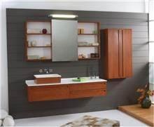 ריהוט אמבטיה עץ טבעי