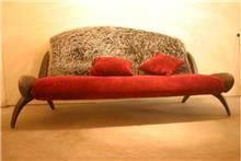 ספה אדומה
