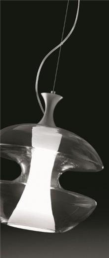 מנורה מעוצבת גדולה