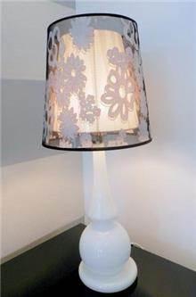 מנורת שולחן בעיצוב יוקרתי