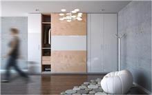 ארונות יוקרה לחדר השינה - Samgal concept