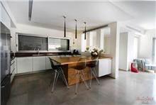 מטבח לבן מעוצב - Samgal concept