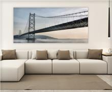 תמונה סן פרנסיסקו על המים - בלורן פתרונות פרזול ועיצוב לרהיטים