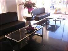 שולחן סלוני מלבני