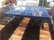 שולחן למרפסת