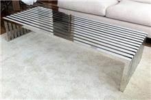 שולחן פסים לסלון