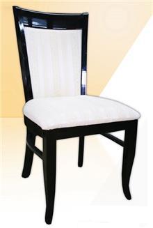 כסא שחור-לבן