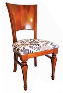 כסא מסגרת עץ