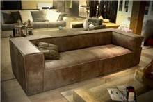 ספה תלת מושבית מרווחת