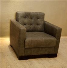 כורסא בגווני חום