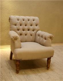 כורסא בגוון בהיר