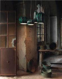 מנורות ירוקות - LUCE לוצ'ה תאורה