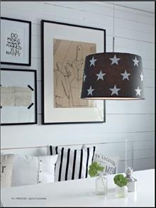 מנורה תלויה כוכבים - LUCE לוצ'ה תאורה