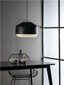 גוף תאורה תלוי TOL שחור - LUCE לוצ'ה תאורה