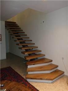 מדרגות מעוצבות לבית