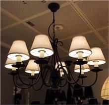 מנורת תליה 8 קנים