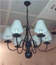 מנורת תליה 6 קנים