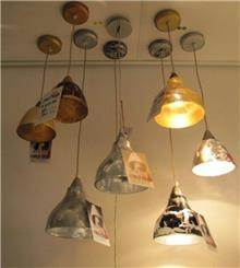 מנורות תליה מזכוכית