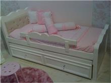 מיטת יחיד לחדר ילדים - אלוף המזרונים