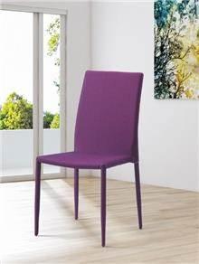 כסא בגוון סגול