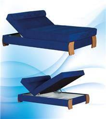 מיטה וחצי בכחול - אלוף המזרונים