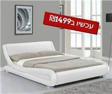 מיטה זוגית דגם C127