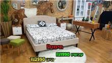 מיטה דגם ויקטוריה צבע בהיר