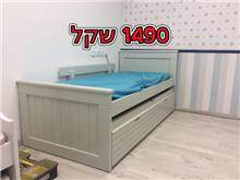 מיטת ילדים דגם פליפר - אלוף המזרונים