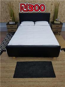 מיטה זוגית מעוצבת במבצע