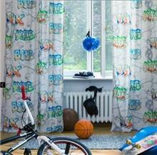וילונות לחדרי ילדים