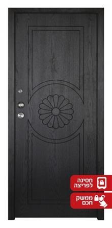 דלת לבית מעוצבת