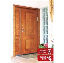 דלת מעוצבת לכניסה