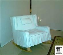 כסא נדנדה מעוצב