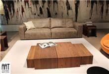 ספה תלת חומה