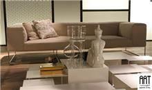 ספה יוקרתית לחדר המגורים