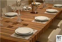 שולחן אוכל לייסטים