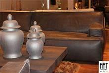 ספה חומה לסלון