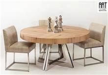 שולחן מעוצב לפינת האוכל