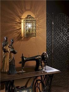 מנורת קיר מרשימה - luce לוצ'ה תאורה - עודפים
