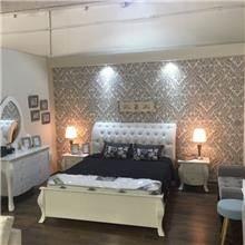 חדר שינה דגם לואי פרובנס - רהיטי המושבה