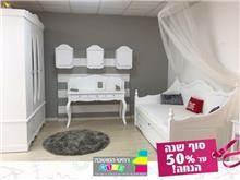 חדר ילדים דגם נסיכות פרובנס