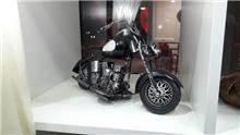 אופנוע רטרו - רהיטי המושבה