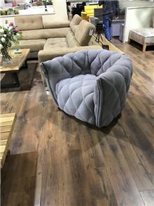 כורסא דגם פוף - רהיטי המושבה