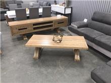 סט מזנון ושולחן רויאל - רהיטי המושבה