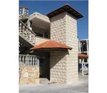 מעלית חיצונית פיר אבן - אלקטרה תעמל - מעליות ומעלונים