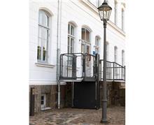 מעלית ביתית מתכת - אלקטרה תעמל - מעליות ומעלונים