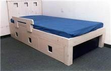 מיטת ילדים רחבה