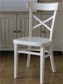 כסא לבן