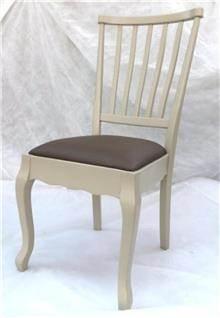 כסא אוכל אפור